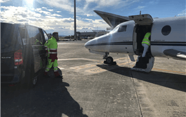 Repatriation Service in Marbella